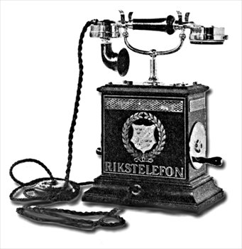 old 1896 phone